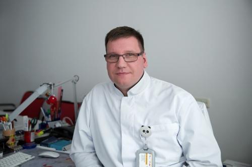 Алексей Пшонкин, онколог, гематолог, врач паллиативной службы