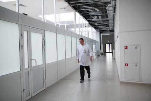 У доктора Алексея Пшонкина нет свободной минуты