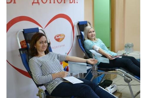 Стать донором, помочь детям