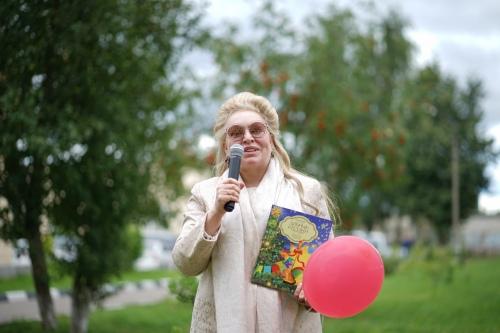 Писатель Елена Велена