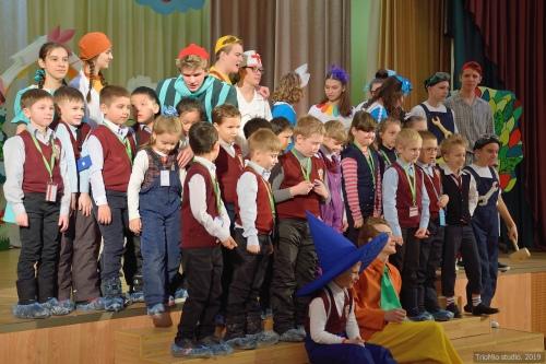 Фото на память: актеры театра «Продолжение» вместе со зрителями