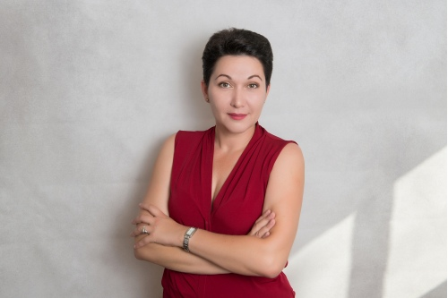 Директор фонда Екатерина Шергова