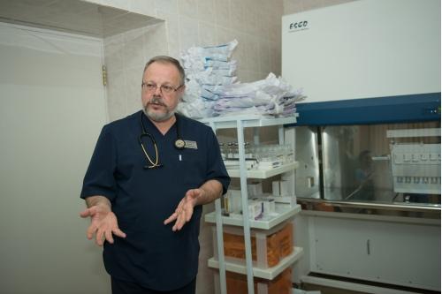 «Умные приборы» отделения реаниматологии, которые помогают врачам в работе
