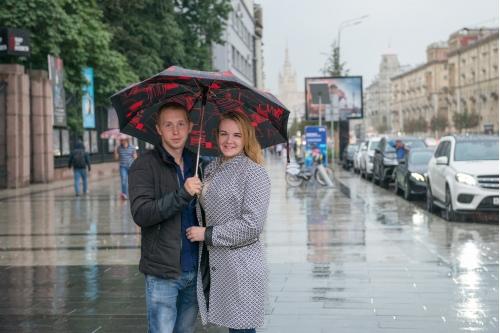 Дима приехал в Москву вместе с Алиной, чтобы отремонтировать протез