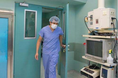 Шавкат Кадыров никогда не сомневался в том, что станет именно хирургом