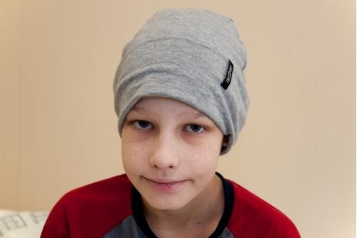 Радион Пославский благодаря «Баллам Доброты» вернулся домой после пересадки костного мозга