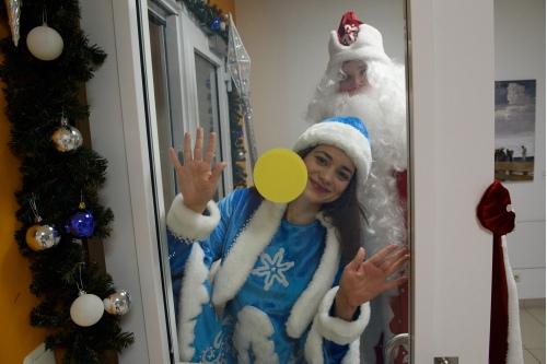 Дед Мороз возможен даже в отделении ТКМ