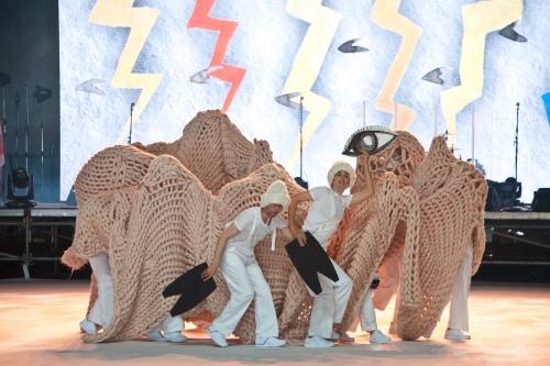 Танец с барашком