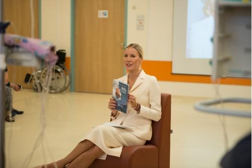 Елена Летучая и ее новая книга
