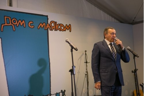 Араз Агаларов, владелец группы компаний Crocus Group
