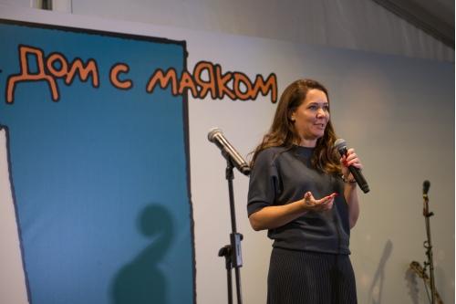 Анастасия Ракова, вице-мэр Москвы