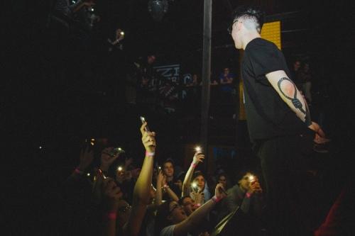 Enique на сцене