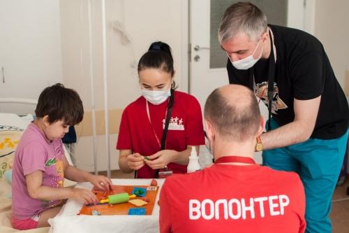 Волонтеры и координаторы — наш золотой запас