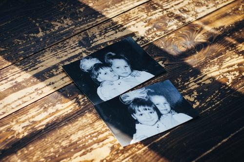 Фотографии из детства