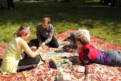 Традиционная августовская встреча волонтеров это возможность увидеться со старыми друзьями и завести новых