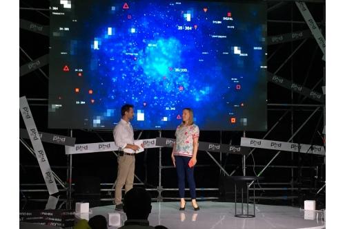 Выступление Дины Корзун на Positive Hack Days