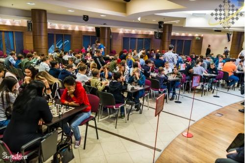 Шахматный турнир проводится во второй раз