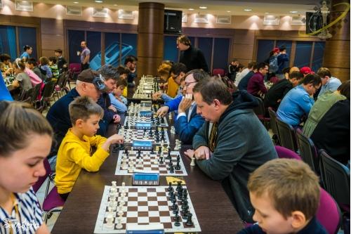 На турнир приехали участники самых разных возрастов