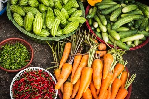 Пестициды, которыми обрабатывают фрукты и овощи, могут быть опасны для здоровья будущего ребенка