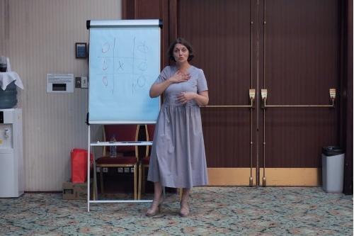 Нина Рычка объясняет, как действовать в условиях неопределенности