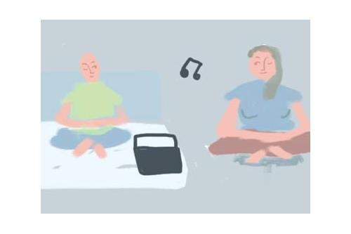 Учитесь медитации