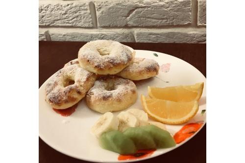 Пончики «Вуаля!»