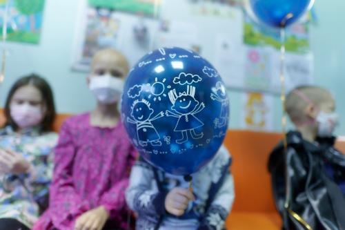 Дети в больницах нуждаются в поддержке незнакомых людей