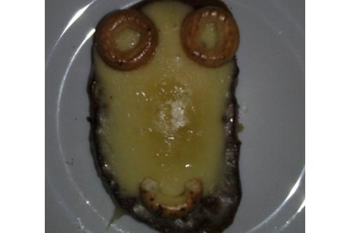 «Удивленный тост»