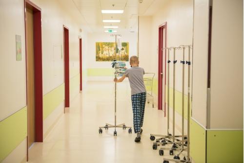 Сохранить привычный образ жизни в больнице