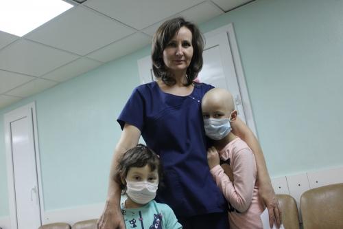 Елена Скоробогатова помнит всех своих пациентов