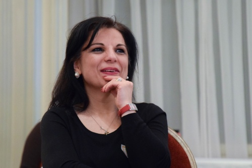 Эльмира Тамазян