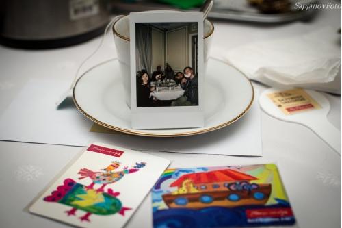 Чаепитие в Страсбурге