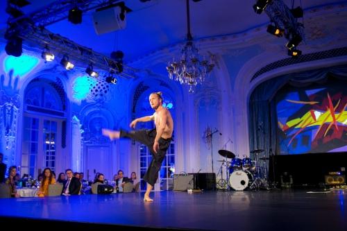 Танец Владимира Варнавы околдовал публику