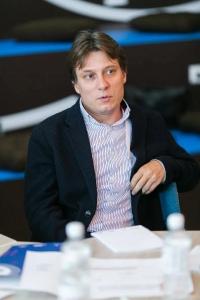 Юрий Белановский, руководитель добровольческого движения «Даниловцы»