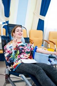 Сдавать кровь — безопасно и очень весело!
