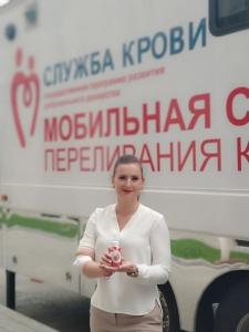 День донора в СИБУРе