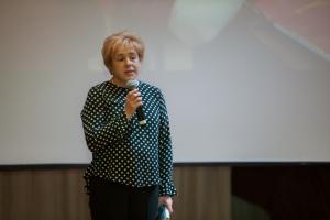 Мария Александровна Веденяпина