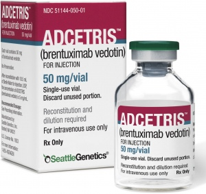 «Адцетрис» (брентуксимаб ведотин)