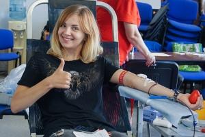 Стать донором просто и весело