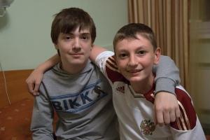 Нурулла Махачов и Гена Бестаев