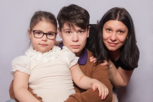 Семья Бычковых