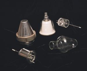 Части первого клеточного сепаратора Э. Кона, 1952, 1973