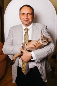 Николай Жуков, врач-онколог