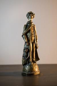 Памятный знак премии, статуэтка Маленького принца