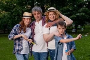 Семья Газиевых