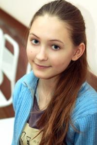Ульяна во время лечения