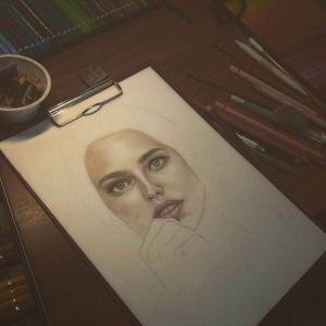 Рисунок Ульяны
