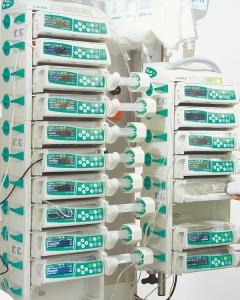 Инфузоматы — «машины» для химиотерапии