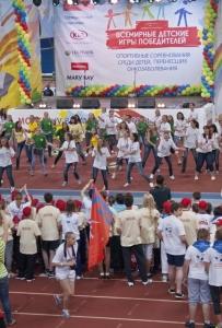 Танец волонтеров для доноров