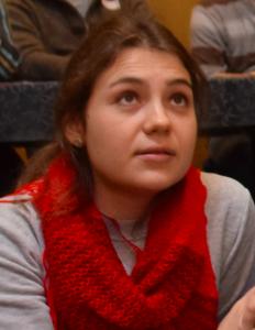 Евгения Родюкова